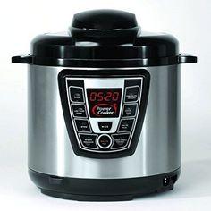 Power Cooker Pro 6-Quart Digital Pressure Cooker #PowerCooker