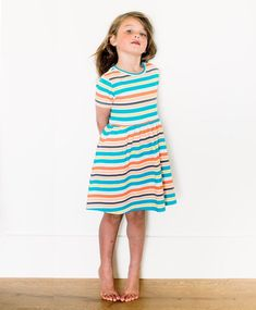 Pact // The Good Trade // #organic #organicclothing #kidsclothing #organickids #naturalkids #kidsandtoddlers #kidsclothes #toddlerclothes #babyclothes Organic Clothing Brands, Best Trade, Retro Floral, Dresses For Work, Summer Dresses, Toddler Outfits, Organic Cotton, Organic Baby, Dress Making