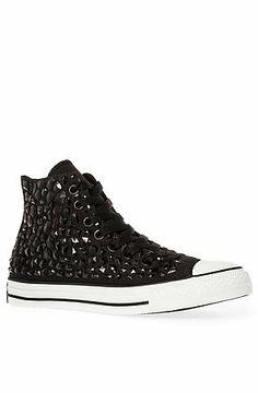 Converse Sneaker The Chuck Taylor All Star Rhinestone High Top