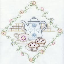 Vintage Embroidery Designs Machine Embroidery Designs at Embroidery Library! - New This Week Embroidery Transfers, Machine Embroidery Patterns, Hand Embroidery Designs, Vintage Embroidery, Embroidery Applique, Cross Stitch Embroidery, Embroidery Thread, Machine Applique, Applique Designs