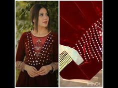 Unboxing Video - Maroon Color Wedding Special mirror work Designer gown - YouTube Ethnic Gown, Mirror Work, Maroon Color, Designer Gowns, Party Gowns, Most Beautiful, Prom, Youtube, Wedding