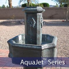 Solar Water Fountain Pump With Battery Backup 9v Aquajet Pro Kit