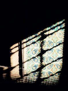 sunlight on tiles Light In The Dark, Light Up, Pretty Lights, Chiaroscuro, Morning Light, Light And Shadow, Light Shades, Light Photography, Natural Light