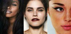 Descubra o delineador ideal para o seu rosto | www.taofeminino.com.br