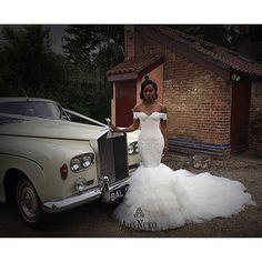 Absolutely Effortless beauty  #YouDontBreatheInAlonuko #moed2016  AloNuko brides do it best. #alonuko #bride #wedding #weddingdress #weddingdesigner #londondesigner #britishfashion #britishbride #nigerianbride #beautiful #fashion #style #styleinspiration @bellanaijaweddings @bellanaijastyle @nigerianweddinggallery @nigerianwedding @weddingdigestnaija @cremedelabride @africansweetheartweddings @munaluchibride