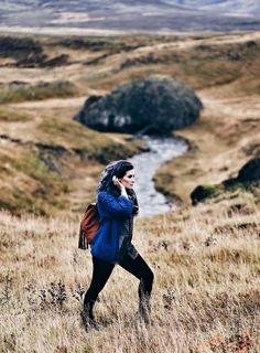 Wanderung zum Helgufoss, Helgufoss, Halldór Laxness Haus, Halldór Laxness Wanderung, Island Blog, Iceland Blog, Like A Riot