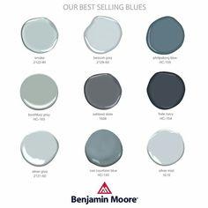 Ben Moore blues