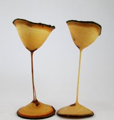 The Apple of Each Others Eye - Apple Goblets