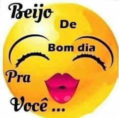 Beijo de Bom Dia - ImagensBomDia.net