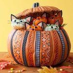 View All Photos   30 Easy Halloween Pumpkin Ideas (No Carving Required!)   AllYou.com