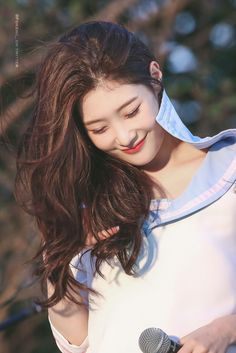Korean Actresses, Actors & Actresses, Mamamoo, Korean Beauty, Asian Beauty, Snsd, Jung Chaeyeon, Ioi, Beauty Full Girl