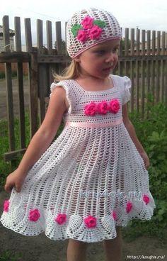 Vestido de niña | Manualidades