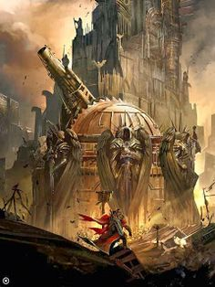 40k - The Inquisitor Approaches