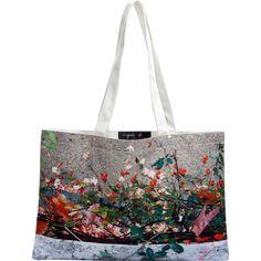 Agnes B Sac Garden Canvas Bag