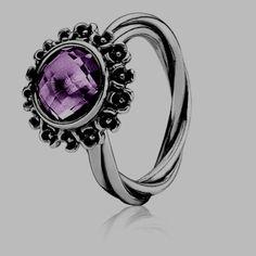Pandora stackable rings... Presh