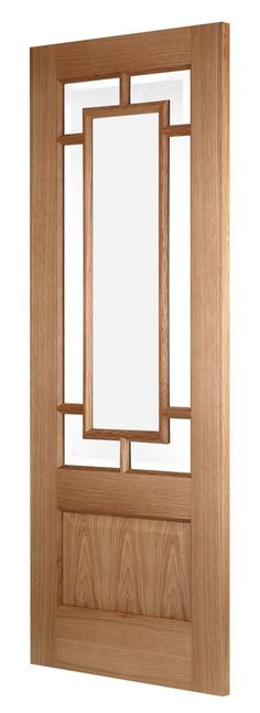 Internal Oak Carini Pre-Finished 5 Light Clear Glazed Door - MODA DOORS | Modern Oak Designs | Pinterest | Modern Moda and Lights  sc 1 st  Pinterest : tudor doors northolt - pezcame.com