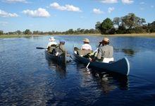Selinda Canoe Trail in Botswana support the Gudikwe School Initiative & Gudikwe Artist Initiative Zanzibar Beaches, Okavango Delta, Game Reserve, African Countries, Beautiful Islands, Canoe, Surfboard, Safari, Trail