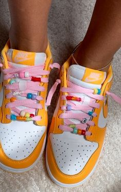 Cute Sneakers, Shoes Sneakers, Crazy Shoes, Me Too Shoes, Sneakers Fashion, Fashion Shoes, Costum, Swag Shoes, Aesthetic Shoes