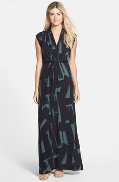 'Meadow' Jersey Maxi Dress / French Connection @nordstrom #nordstrom – loving…