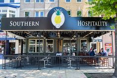 Southern Hospitality Restaurant |  Adams Morgan DC