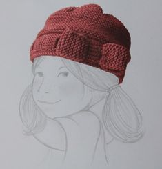 Ravelry: Le bonnet d'Elsa pattern by Cléonis Knitted Hats Kids, Baby Hats Knitting, Loom Knitting, Knit Hats, Knitting Designs, Knitting Patterns Free, Knitting Projects, Free Pattern, Knitting Ideas