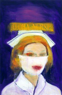 So dang crazy for Richard Prince's Nurse Paintings    http://richardprinceart.com/2011/09/13/richard-prince-nurse-paintings/