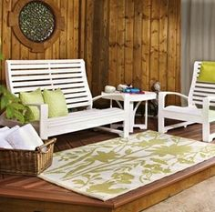 Hang out in style,  your outdoors, your way! Enter to win a $200 gift card to DesignedForOutdoors.com!!