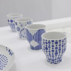 Spanish designer Jaime Hayón for traditional Japanese porcelain company Choemon