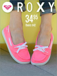 Get it at Gordmans! Roxy Shoes, Cute Shoes, Me Too Shoes, Summer Work Outfits, Outfits For Teens, Fashion Shoes, Fashion Accessories, What Should I Wear, Slip On Shoes