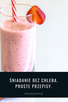 Smoothie Drinks, Smoothies, Healthy Sweets, Healthy Recipes, Health Tips, Clean Eating, Food And Drink, Health Fitness, Tasty