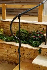 10 Best Handrails Images Handrails Outdoor Stairs Garden Steps | Wooden Handrail For Garden Steps | French Door Garden | Garden Stair | Landscape | Outside Step | Outdoor Near Me Step