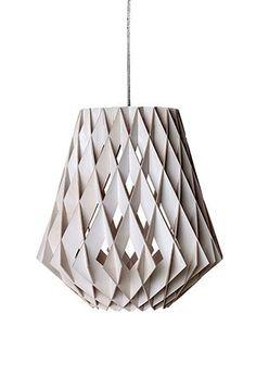 Homes: 60s geometric: Pike 36 pendant light