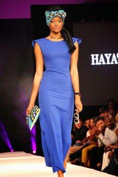 BLACK FASHION WEEK - Défilé HAYATI CHAYEHOI