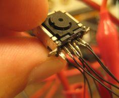 Wii Remote IR Camera Hack with Arduino Interface