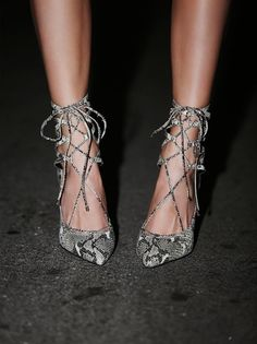 Strappy snakeskin heels | TheyAllHateUs | Page 10