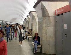 Pregopontocom Tudo: Metrô de Moscou terá banheiros públicos