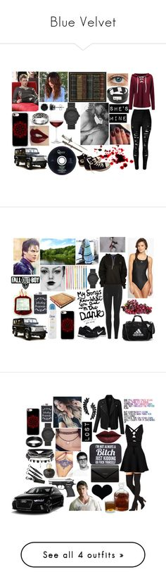 """""""Blue Velvet"""" by onedirection-family-5sos ❤ liked on Polyvore featuring Converse, Pottery Barn, LEFF Amsterdam, Bling Jewelry, Charlotte Tilbury, Casetify, Givenchy, BERRICLE, Nordstrom and adidas"""