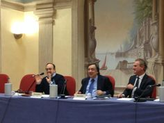 La presentazione di Mov139 con Felice Belisario, Leoluca Orlando e Carlo Costantini