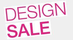 Design sale = kortingen tot -20%!!