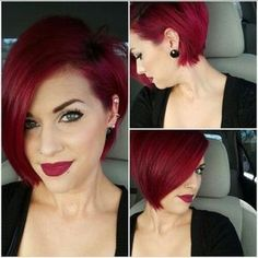 nice 20 Super Hot Red Hairstyles