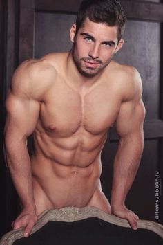 men naked white Hot