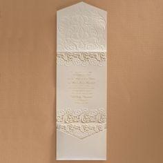 Shimmering Elegance - Invitation | The Bride's Maid