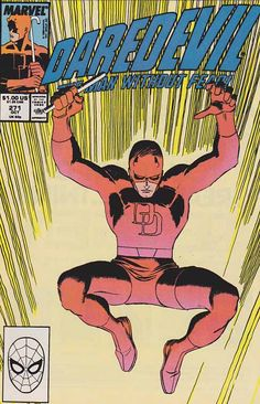 """Daredevil (Matthew Michael """"Matt"""" Murdock) is a fictional character, a superhero in comic books published by Marvel Comics. The character was created by writer-editor Stan Lee and artist Bill Everett, with an unspecified amount of input from Jack Kirby, and first appeared in Daredevil #1 (April 1964)."""