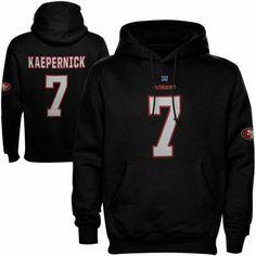 Colin Kaepernick San Francisco 49ers Eligible Receiver Hoodie - Black