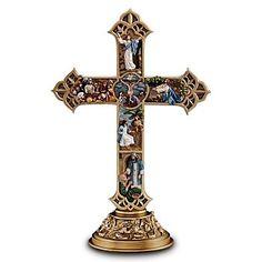 Dimensions In Faith Christian Cross