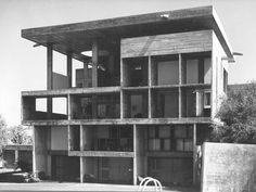 LE CONTAINER: Shodan house Le Corbusier dav.