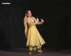 Jhankar, indian classical dance Kathak