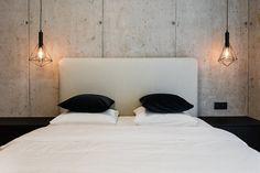 Byt architekta, Janka Kráľa, Banská Bystrica   Archinfo.sk Architecture Design, Bed, Furniture, Home Decor, Architecture Layout, Decoration Home, Stream Bed, Room Decor, Home Furnishings