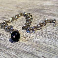 Sterling Silver Handcrafted Washer Bracelet ~ Simlpy Elegant Collection