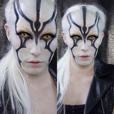 Jaylah facial markings, Star Trek: Beyond Star Trek Cosplay, Male Cosplay, Best Cosplay, Awesome Cosplay, Sith Costume, Cosplay Costumes, Diy Costumes, Cosplay Ideas, Costume Ideas